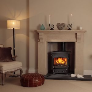 Woodwarm Fireview 6kW