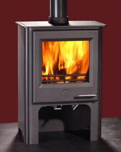 Woodwarm Phoenix Firegem 5kW Convector